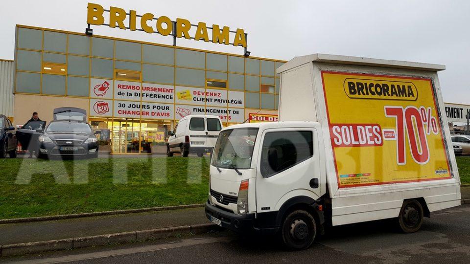 Bricorama Location Camion